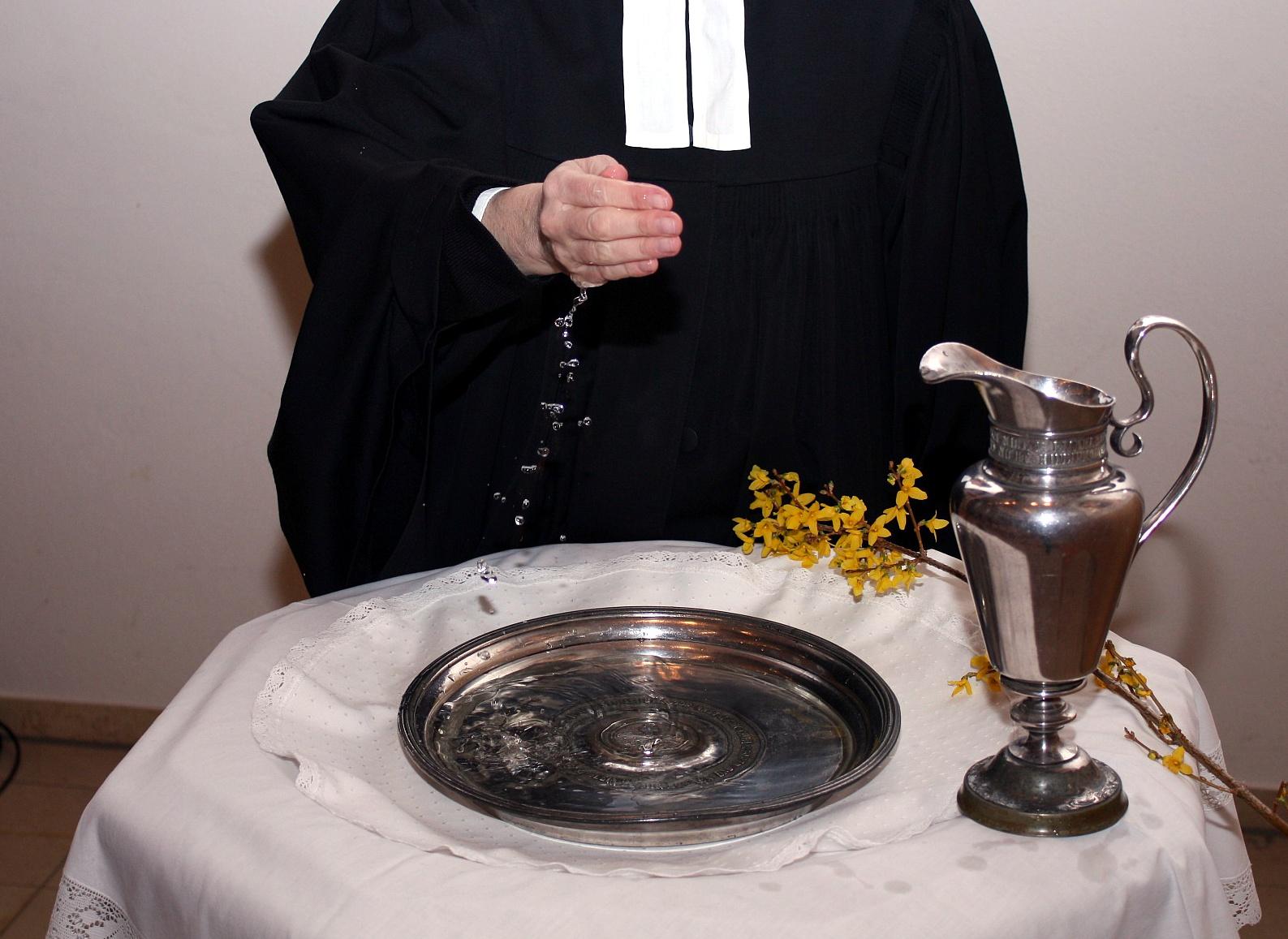 Taufe Evang Kirchengemeinde Süßen